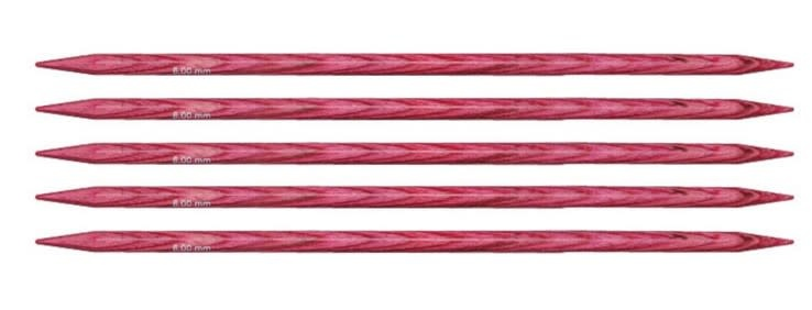 """knitters pride Knitters Pride Dreamz 8"""" DPN US 10"""