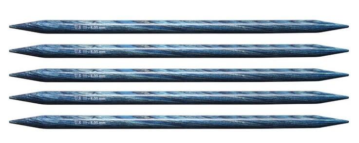 """knitters pride Knitters Pride Dreamz 5"""" DPN US 11"""