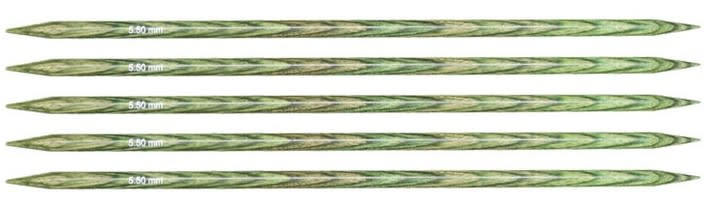 """knitters pride Knitters Pride Dreamz 5"""" DPN US 9"""
