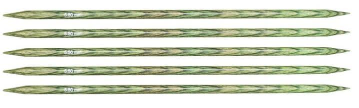 """knitters pride Knitters Pride Dreamz 6"""" DPN US 9"""