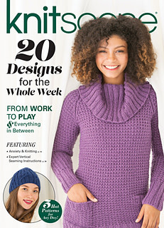 Interweave KNITSCENE WINTER 2019
