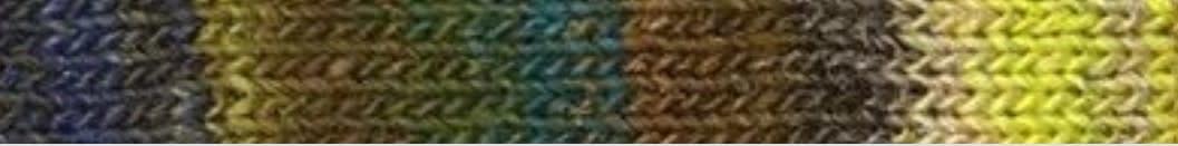 Noro Noro Silk Garden 297 YELLOW BLUE BROWN