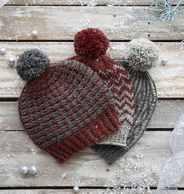 Universal Yarn Universal We Three Hats Kit