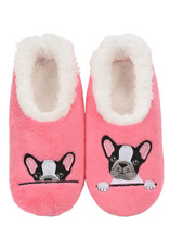 Snoozies Snoozie Slippers Women's Frenchie Bulldog