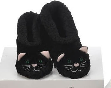 Snoozies Adult Furry Foot Pals Snoozie Slippers
