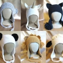 Bryson Animal Hats KPS-1306