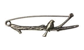 HiyaHiya Hiya Bird Shawl Pin