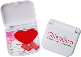 ChiaoGoo ChiaoGoo Mini Tools Accessory Kit 7599