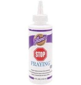 Aleene's Aleene's Stop Fraying Fabric Glue 4 oz