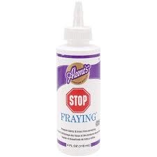 Aleene's Aleene's Stop Fraying Fabric Glue 4 oz