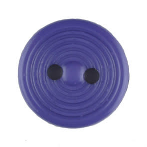 Dill Buttons 217708 Circles Purple button 13 mm