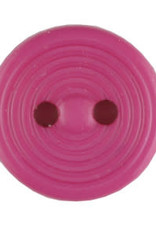 Dill Buttons 217713 Circles Pink button 13 mm