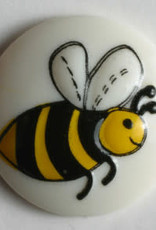 Dill Buttons 231384 Bumble Bee Button 18mm