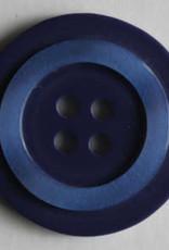 Dill Buttons 231397 Blue button 15mm