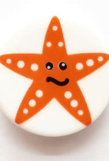 Dill Buttons 241231 Starfish Button 14 mm