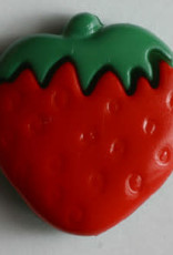 Dill Buttons 251013 Strawberry Button 15 mm