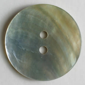 Dill Buttons 251055 Round shell button 15 mm
