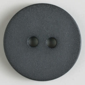 Dill Buttons Charcoal Leather Look 20mm 267600