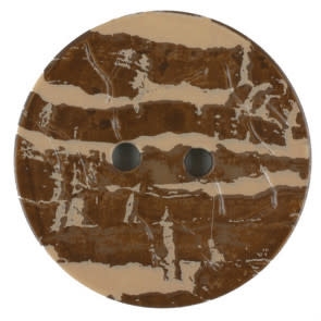 Dill Buttons 310945 Faux Coconut 20 mm