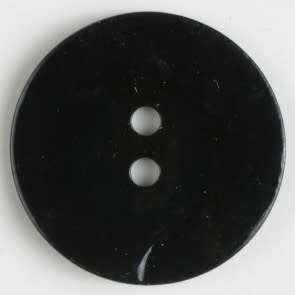 Dill Buttons 360386 Black Mother of Pearl 23 mm