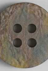 Dill Buttons Brown Marl 20mm 330579