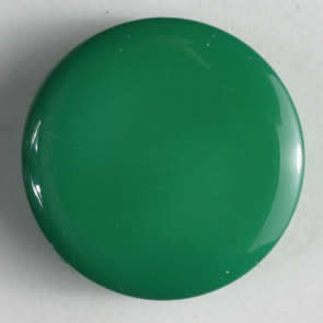Dill Buttons Green Round 13mm 180201