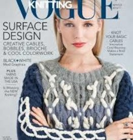 soho publishing Vogue Knitting WINTER 2016/17 SALE REGULAR $8-
