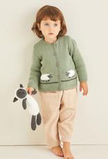 Sirdar Sirdar 5373 Baby Sheep Cardigan