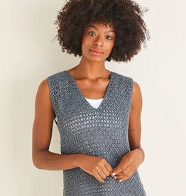 Sirdar Sirdar 10114 Crochet Ladies Tank