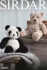 Sirdar Sirdar 2495 Alpine Fur Bears
