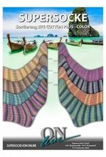 OnLine Yarns OnLine SuperSocke Cotton Plus Color