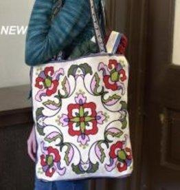 PLYMOUTH Plymouth Tapestry Bag IRIS MULTI