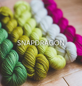 sweetgeorgia Party of Five SNAPDRAGON WORSTED