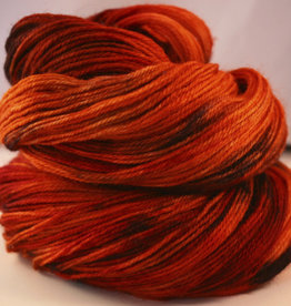 MJ Yarns MJ Mini Sock BURNING DESIRE