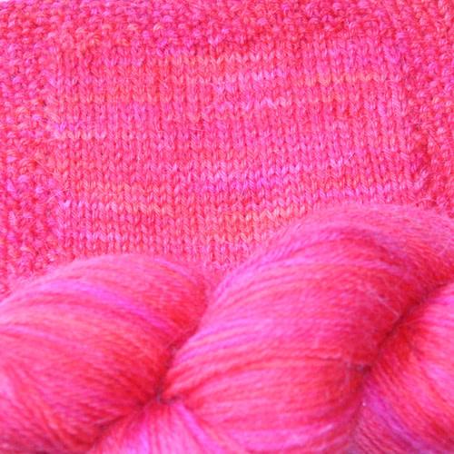 Misti Alpaca Misti Tonos Fingering Sock 51 ZINNIA