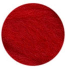 Kraemer Mauch Chunky Roving sold per OZ 1042 POPPY