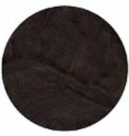 Kraemer Mauch Chunky Roving sold per OZ 1045 LICORICE