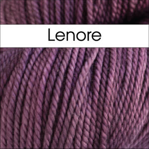 Anzula Luxury Fibers Anzula For Better or Worsted LENORE