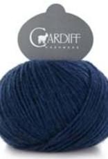 Cardiff Cashmere Cardiff Cashmere 557 BLUE CLASSIC DK