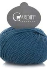 Cardiff Cashmere Cardiff Cashmere 590 TEAL BARRY CLASSIC DK