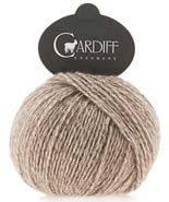 Cardiff Cashmere Cardiff Cashmere 670 CAMEL DUO CLASSIC DK