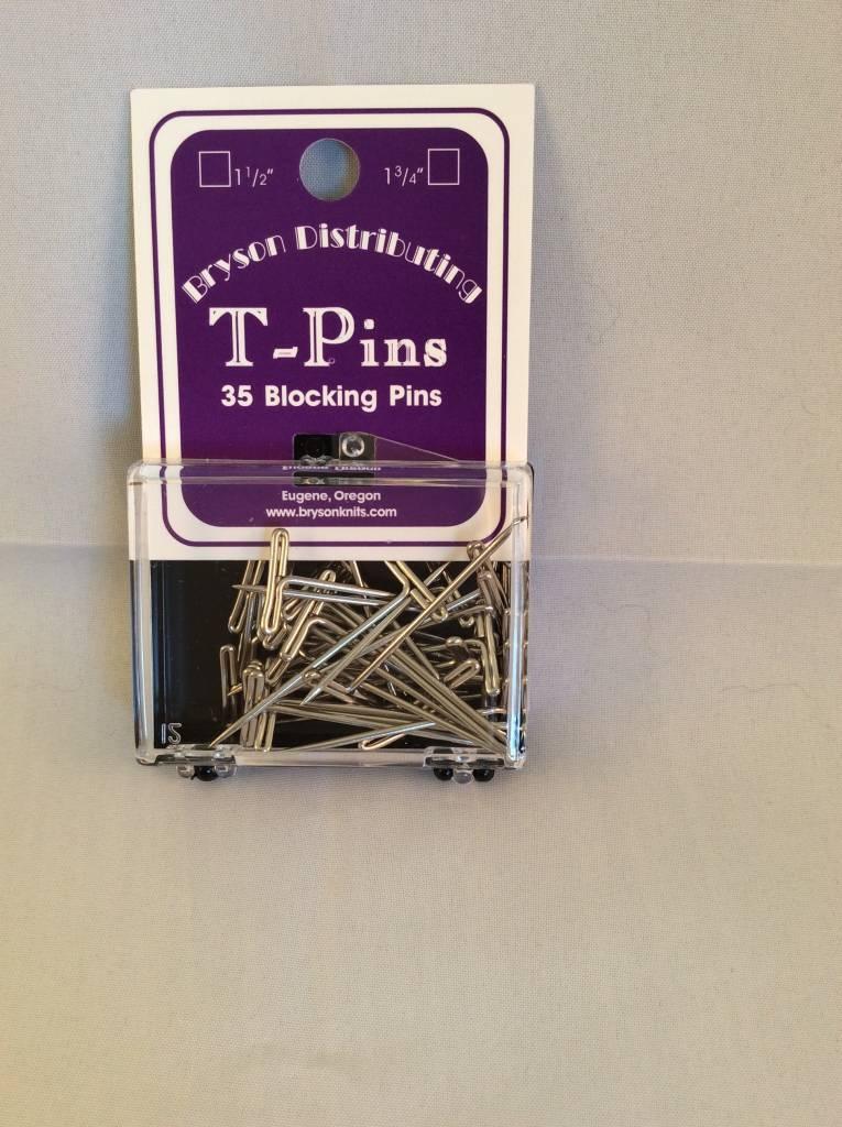 Bryson Bryson T-Pins 1.5 inch 35/box