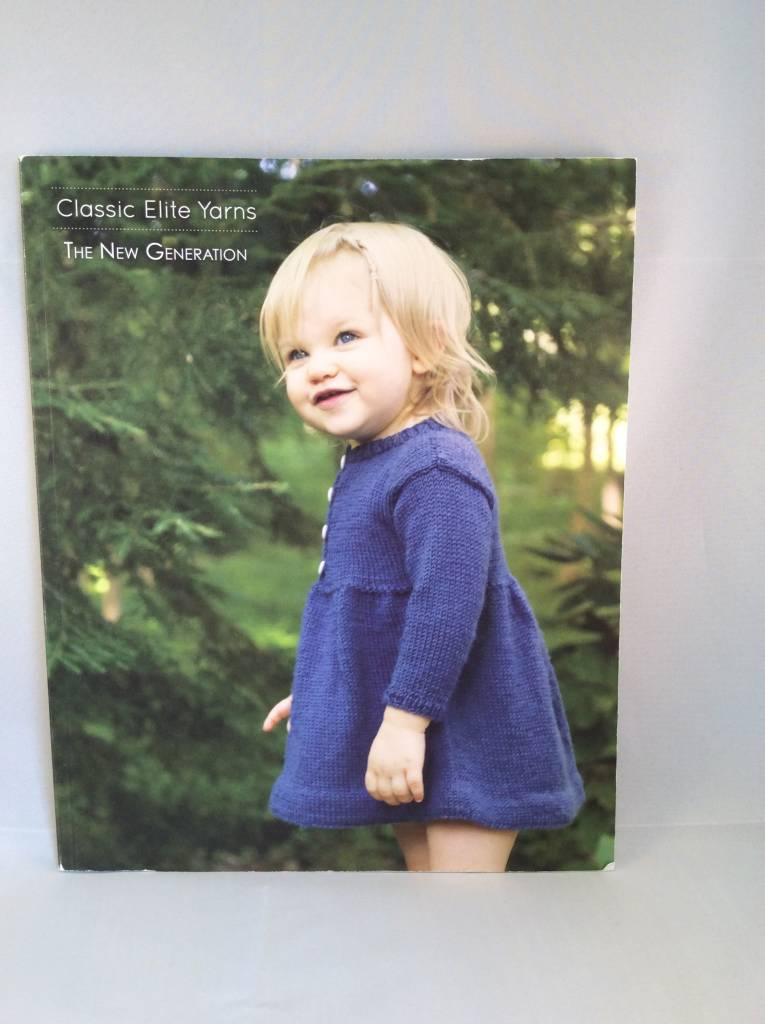 Classic Elite CEY Booklet SALE REGULAR $17-