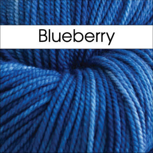 Anzula Luxury Fibers Anzula Cricket BLUEBERRY