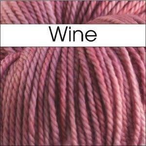 Anzula Luxury Fibers Anzula Squishy WINE