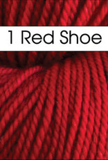 Anzula Luxury Fibers Anzula Squishy ONE RED SHOE