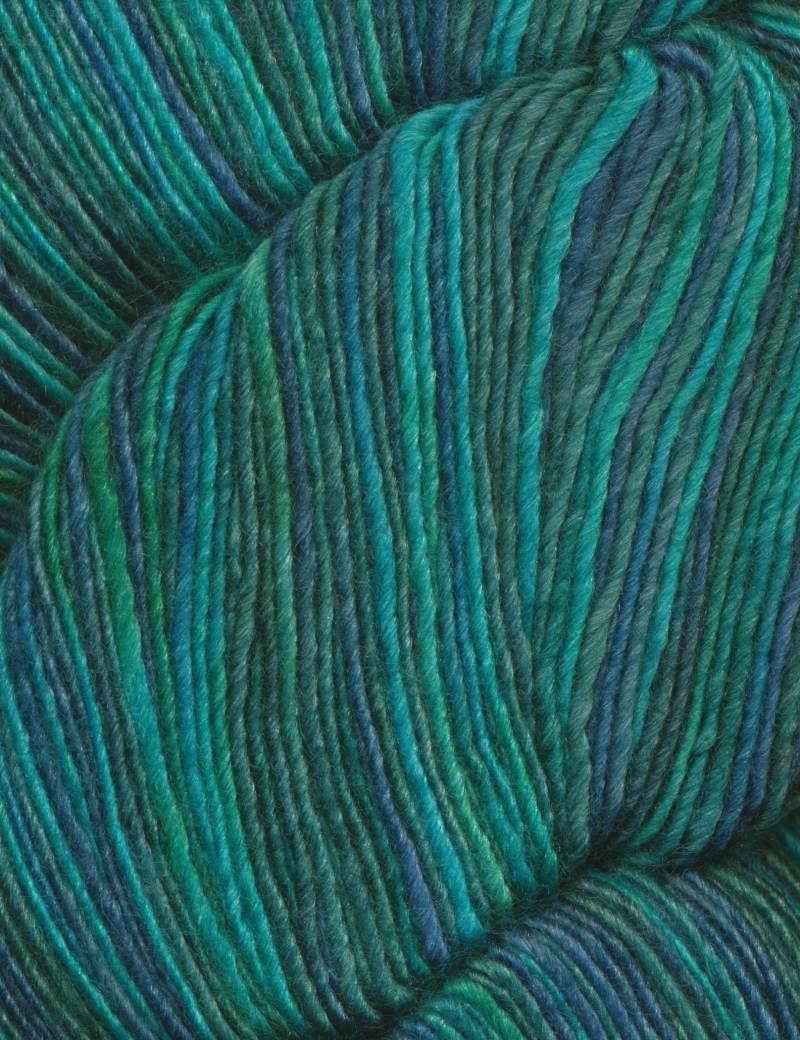 Araucania Araucania Nuble Paints 1012 COSTA VERDE GREENS