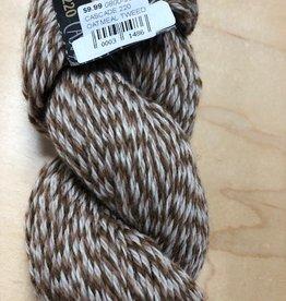 Cascade Cascade 220 Wool  9538 OATMEAL TWIST