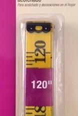 "Dritz Quilters Tape Measure 120"" US & Metric"