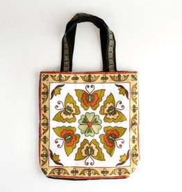 PLYMOUTH Plymouth Tapestry Bag SPRING BUTTERFLY